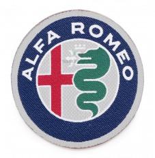 Iron Patch-On Sticker Alfa Romeo 75