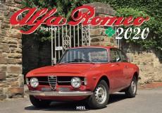 Alfa Romeo Kalender 2020