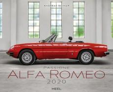 Alfa Romeo Passione Calendar 2020