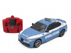 Alfa Romeo Giulia Quadrifoglio Polizia Radio Control