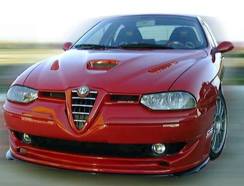 Alfa 156 Cadamuro Frontmaske - Scudetto - Alfa Romeo Shop ...