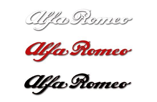 alfa romeo scritte 100 alfa romeo shop tuning styling. Black Bedroom Furniture Sets. Home Design Ideas