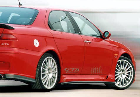 Cadamuro GTA Side Skirt Under Blade Alfa Romeo Shop