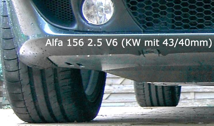 Alfa 156 Aluminum Engine Guard Alfa Romeo Shop Tuning
