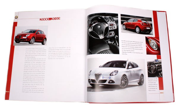 book alfa romeo 1910 2010 alfa romeo shop tuning. Black Bedroom Furniture Sets. Home Design Ideas