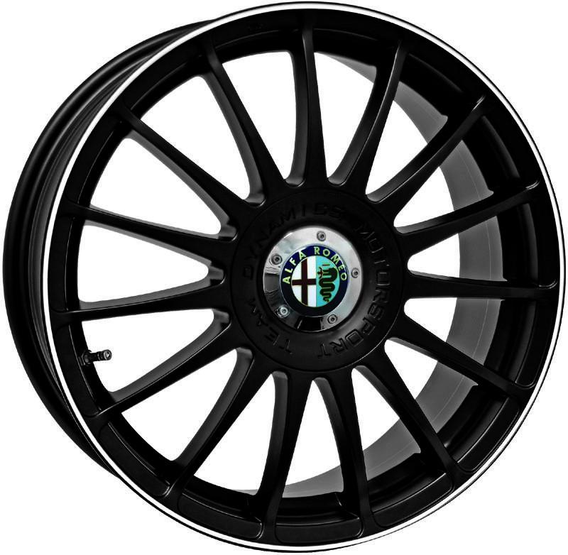Velgen Monza Gt Racing Black Alfa Romeo Shop Tuning