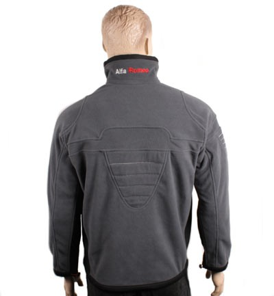 Alfa Romeo Fleece Jacket Alfa Romeo Shop Tuning Styling