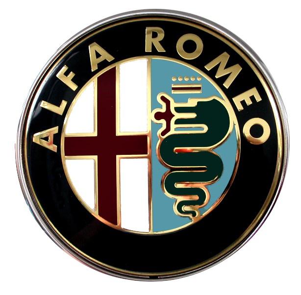 Alfa Romeo Brera Spider 939 Heck Emblem Alfa Romeo Shop Tuning