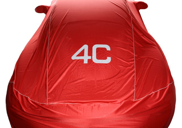 Alfa C Indoor Car Cover Alfa Romeo Shop Tuning Styling - Alfa romeo car cover