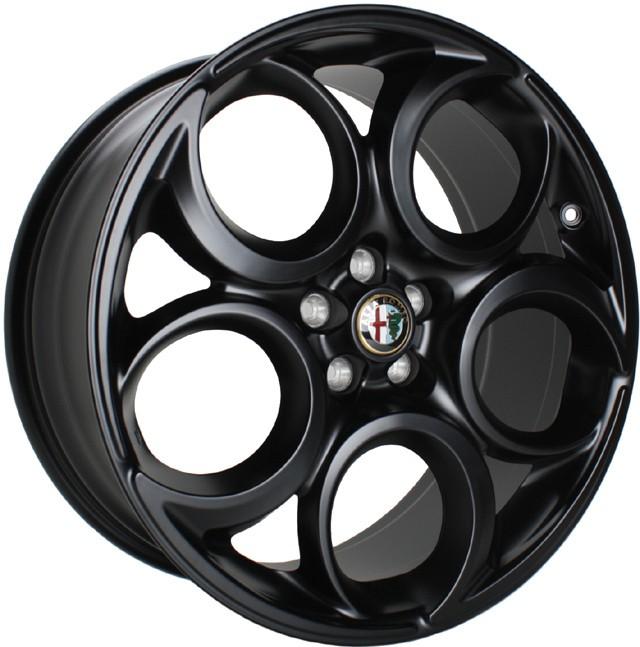 "Alfa Romeo Stelvio Steering Wheel >> OE Alfa 4C Rim Set ""Superclassic"" - Alfa Romeo Shop - Tuning, Styling, Fanartikel und Modellautos"