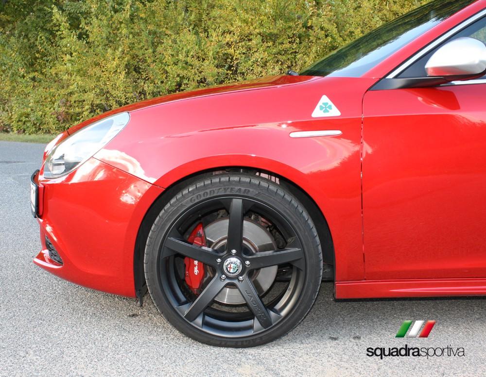 Felge Jade Gt Black Alfa Romeo Shop Tuning Styling