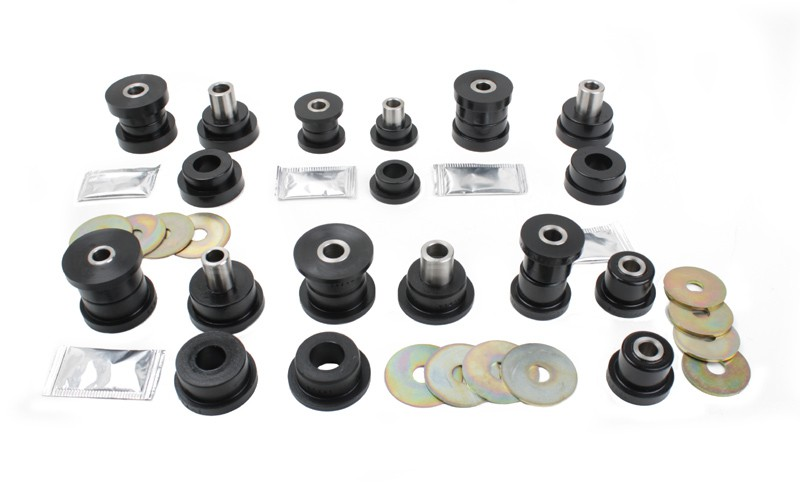how to change suspension bushes