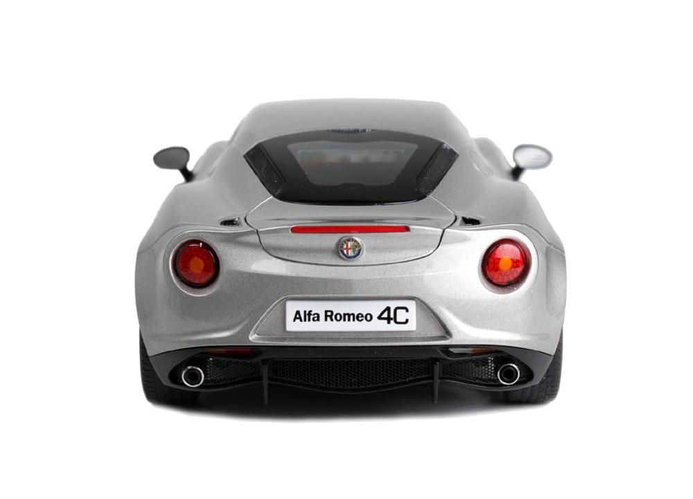 alfa romeo 4c alfa romeo shop tuning styling fanartikel und modellautos. Black Bedroom Furniture Sets. Home Design Ideas