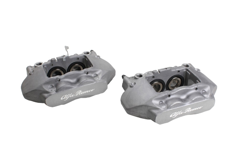Brembo Caliper Set For 305 Mm Brake System Alfa Romeo