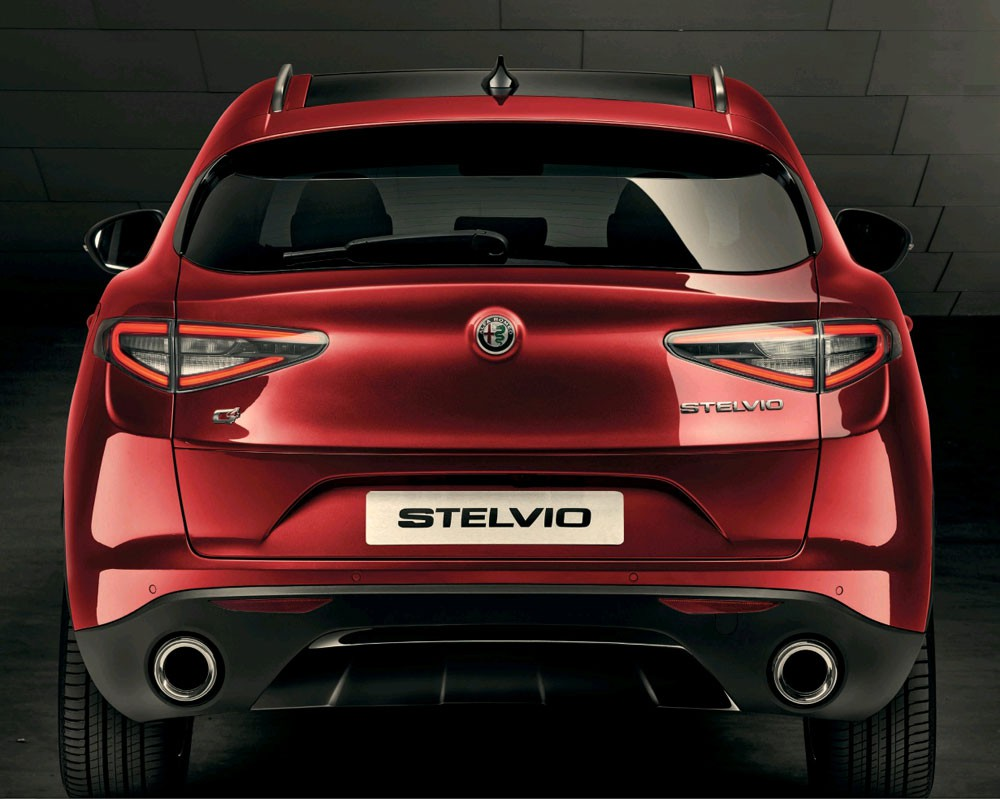 alfa stelvio r ckleuchten satz br niert alfa romeo. Black Bedroom Furniture Sets. Home Design Ideas