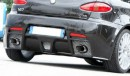 Cadamuro GTA Rear Bumper