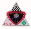 Pin Alfa 155 Scudetto